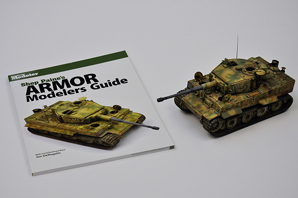 Shep Paine's Armor Modelers Guide and John Maher's Tiger I