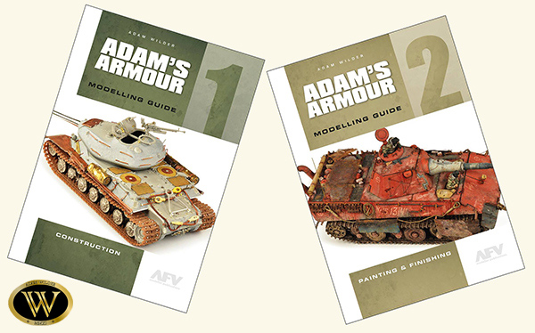Adam Wilder's books